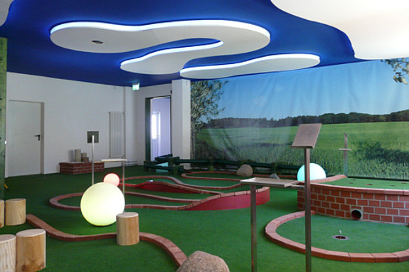 Indoor - Minigolf