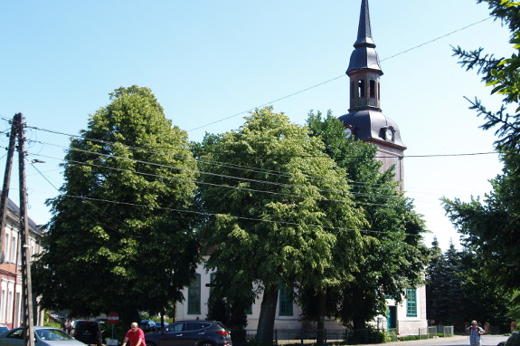 St. Hyazinth Kirche in Stepnica