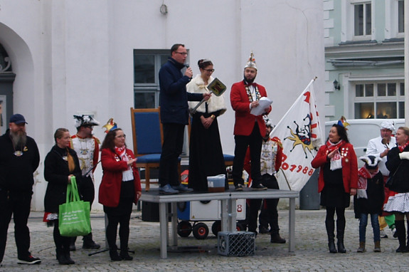 Fasching in der Region Usedom 2019
