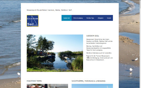 Marketing & Webdesign auf Usedom